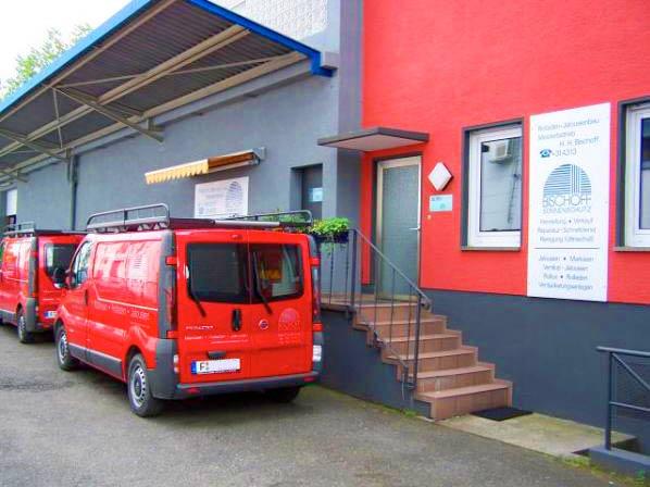 © Bischoff Sonnenschutz GmbH - Vor Ort Service 2